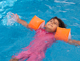 Child - Safety - Swim - How To