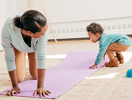 Parenting - fitness - 30 minute workout