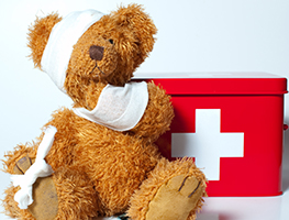 Parent - first aid courses - baby