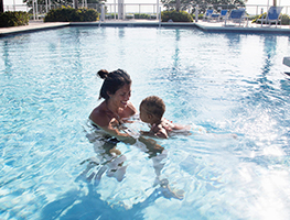 Parenting - child - water safety - basic swim skills