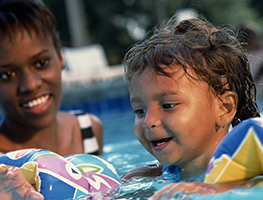 Parenting - child - water safety - SA recommendations