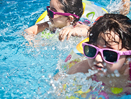 Parenting - child - water safety - swimming pool rules