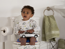 Toddler - Toilet training - products