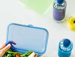 Toddler - Food - lunch box