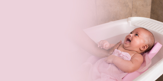 Baby care - Health care - bathing tips