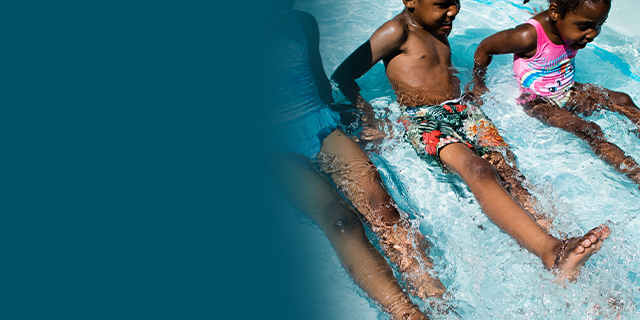 Child - Safety - Water- Kids swimmings