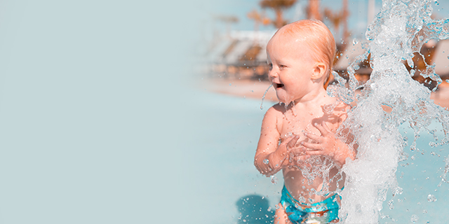 Parenting - child - water safety - toddler swimming lessons