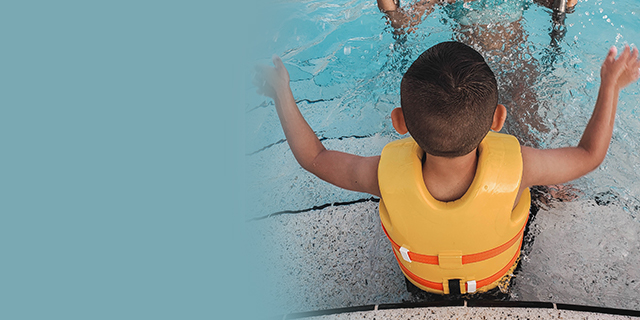 Parenting - child - water safety - pool first aid